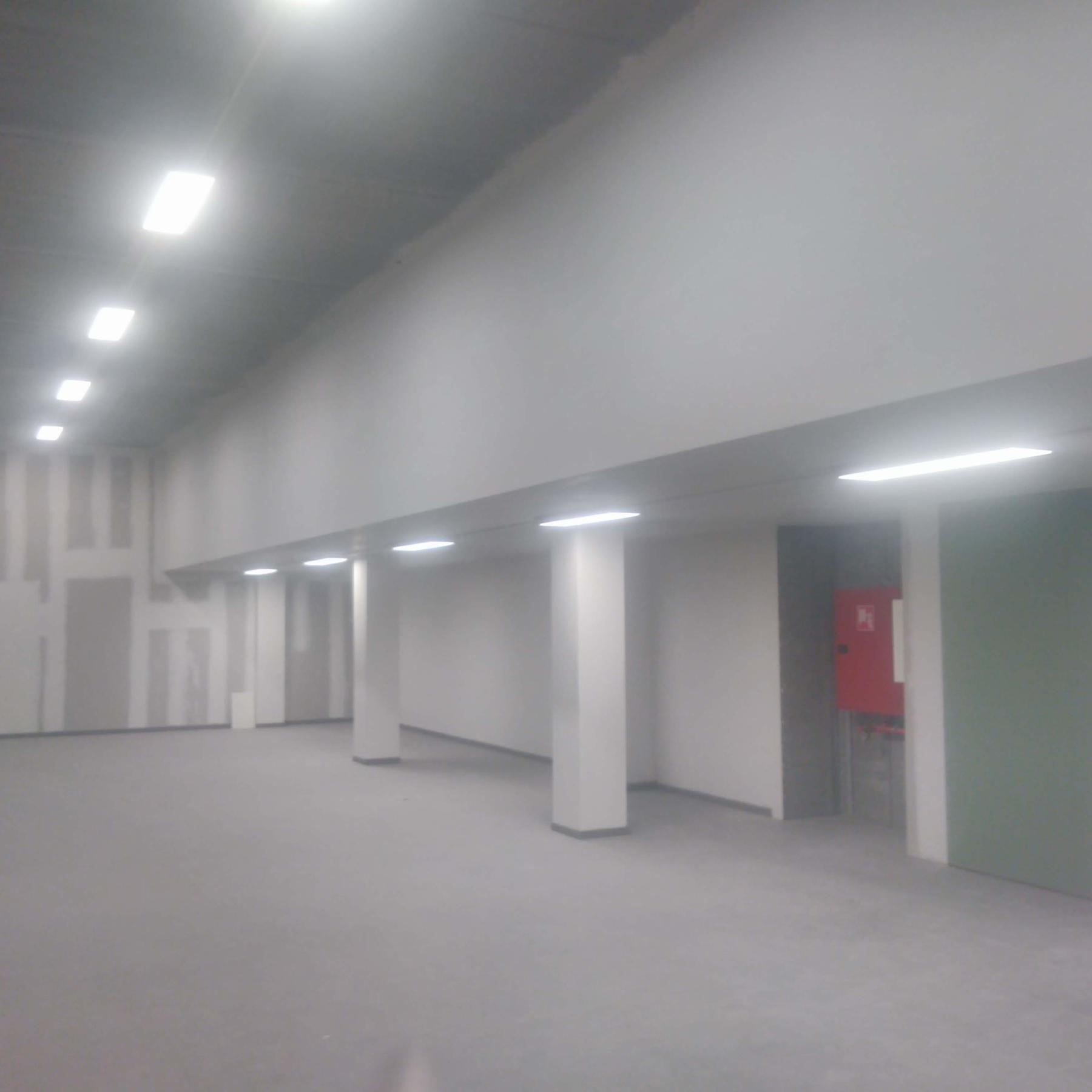 Lichtstudie en uitvoeren van Kantoorverlichting voor TakeAway.com Gent
